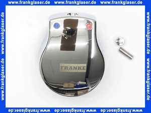 2000104775 Franke Griff chrom Druckkappe Kappe