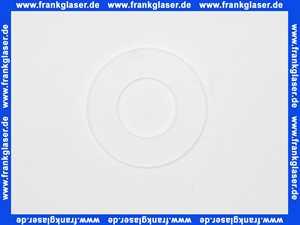 320800 Ablaufdichtung Glockendichtung Heberglockendichtung Dichtung für Friatec - WC Spülkästen