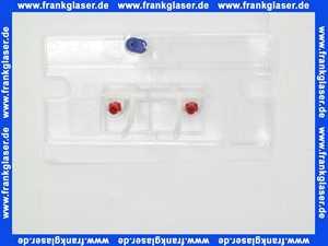 328101 Friatec Abdeckplatte FRIABLOC Revisionsöffnung Betätigung von vorne