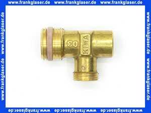 328400 Friatec Eckventil kurz 1/2 Zoll Absperrventil für Spülkasten mit Betätigung von vorne