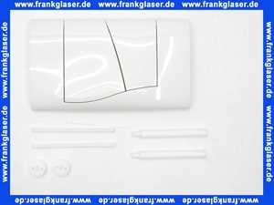 332401 Friatec WC-Bet.platte FRIAFIX Modell F300 2-Menge,B.v.v.,weiß-alpin,Glanzf.