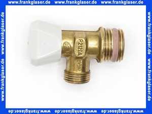 334097 Friatec Eckventil mit Handrad kurz Bvv 1/2