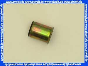 549010 Friatec Edelstahlhülse FRIATHERM uni d 16
