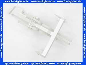 240426001 Geberit Konsole mit Betätigungshebel zu AP140 2-Mengen-Spülung