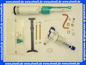 240835001 Geberit Umbauset für UP Spülkasten auf Tastenbetaetigung Twinline