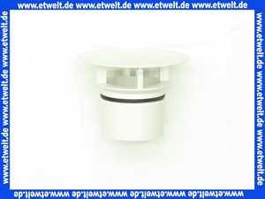 241993111 Geberit Ventilabdeckung f. HWB-Anschluss mit integr. Überlauf weiß-a.