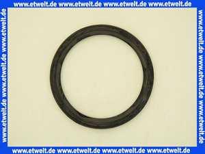 387282001 Geberit Gummi - Manschette Dichtung 387282 90mm für Wand - WC Anschlussbogen Gummidichtung 90mm