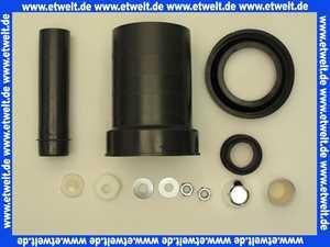 152422461 Geberit Wand-WC-Anschlussgarnitur, Abgangstutzen 110 mm