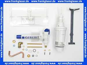 21542300 Geberit Umbauset für UP-Spülkasten auf Tastenbetaetigung 200F und Highline zu Modell 10.600