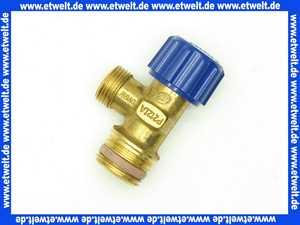 24059600 Geberit Eckventil f.UP-Spuelkasten mit Bet.von oben/v