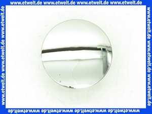 H8919420000001 Geberit Ventilabdeckung chrom für Ab- und Überlauf Clou
