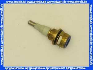 01581 Gessi Keramik Innenoberteil Oberteil 90 Grad M16 x 1 kalt