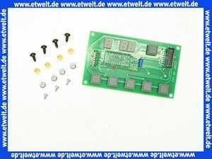071051699 Giersch Platine Display mit Leuchtdioden