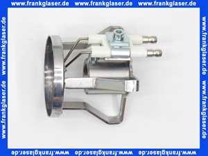 319020869 Giersch Stauscheibe mit Halter und Zwillingselektrode