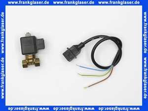 379010884 Giersch Magnetventil Rapa R 1/8 Zoll mit Kabel