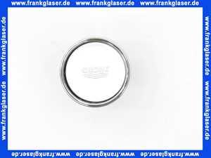 37117PI Grohe DAL Druckknopf mit Rosette verchromt für Servo-Set alte Nr. 06.11.6972