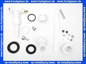 43907 Grohe DAL Servo-Set Austauschgarnitur für aufgesetzten Porzellan und Keramik Spülkasten alte Nr. 003.00.360