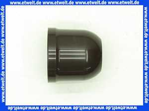 01734H00 Grohe Kappe 01734 M52x1x53,6 mocca