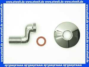 12005000 Grohe S-Anschluss 12005 Verstellbarkeit 30mm 1/2x3/4 chrom