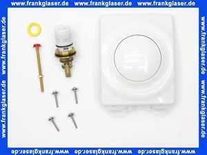 38808SH0 Grohe Urinal-Betätigung Surf 38808 FMS für manuelle Betätigung alpinweiß