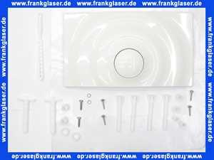 42263SH0 Grohe Platte und Druckknopf 42263 für Abdeckplatte Surf G alpinweiß
