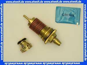 47011000 Grohe Thermoelement Grohmix 47011 Bimetall vor Bj. 79 warm rechts 1/2