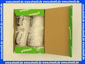 2 Ersatzfilterkerzen Filtereinsätze 50µm FS1 1/4 Filter m. Schutzglocke 103002