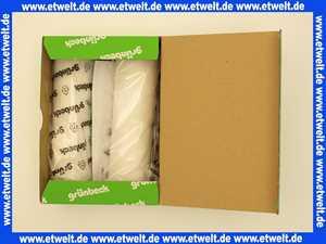 2 Ersatzfilterkerzen Filtereinsätze für Feinfilter S / S-WW 1 50µm 103044