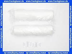 2 Grünbeck Ersatzfilterkerzen Geno 50 my ohne Schutzglocke für FS11/4Zoll-11/2Zoll