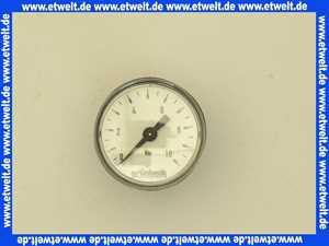107640 Grünbeck Manometer für Wasserfilter Geno-Kombi Typ GBS