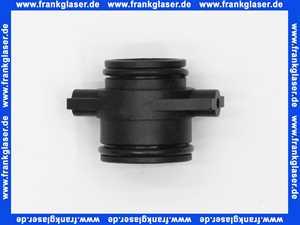 187015E Grünbeck Steckkupplung Anschlussadapter vormontiert zu GSX Und VGR