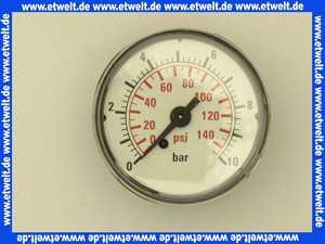 96945131 Grundfos Manometer 1/4  für Hydrojet JP 5 und JP 6