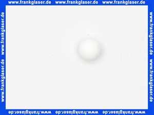 400738 Hamberger Deckelpuffer weiss f.WC-Sitz Derby-Top / Derby-Lux
