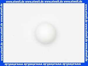 DP97 Hamberger Deckelpuffer für WC-Sitz Derby-Top / Derby-Lux, weiss