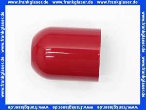 13981430 Hans Grohe Wannenmischer Unterputz Axor Kugelrosette rot
