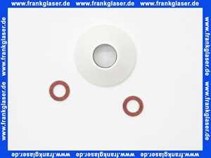 94135450 Hans Grohe Rosette weiss 11/97 f.AP-Badebatterie