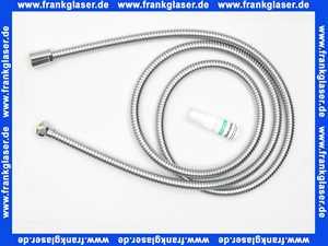 94148 Hans Grohe Brauseschlauch für 4-Loch-Armatur und Secuflex 2000mm chrom