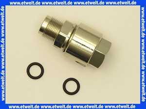59910802 Hansa Rückflussverhinderer komplett M14x1