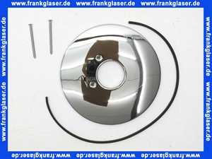 59911969 Hansa Rosette Viva Brause chrom