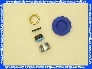 59912225 Hansa Deckorring 24 x 1 chrom