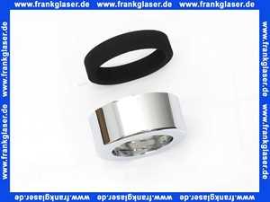 59913105 Hansa Rosette chrom
