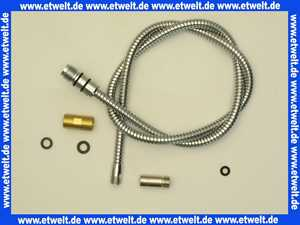 59906726 Hansa Schlauch für Ausziehbrause Handbrause verchromt