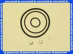 912276 Hansa Dichtungssatz f.Wannenrandauslauf
