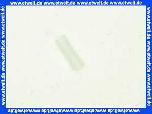 402243 Haro Kunststoff Hülse Gleithülse KH01 für Bügelscharniere von WC-Sitzen