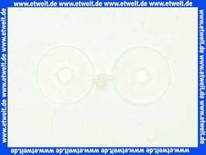 404081 Haro Unterlegscheibe US02, Scharniere mit BVO, Polyethylen
