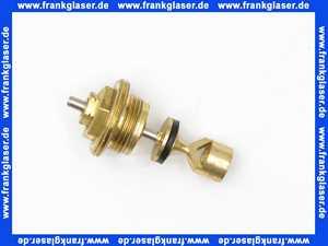 003702300 Heimeier Thermostat-Oberteil 1/2 Zoll für Einrohrventil mit Tauchrohr