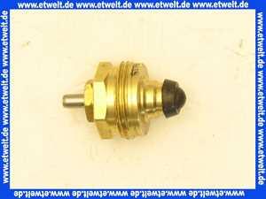 2001-02.300 Heimeier Thermostat-Oberteil Neu 3/8 Zoll/1/2 Zoll