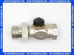 2202-05.000 Heimeier Thermostat Ventilunterteil 11/4 D Schwerkraft