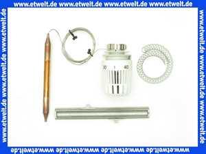 6402-00.500 Heimeier Thermostatkopf K 20-50° C mit Wärmeleitsockel als Anlegefühler