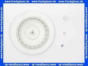 20696 Helios Laufrad ELS D=160mm H=14mm Radiallaufrad kpl. Nabendurchmesser 8 mm zu ELS-VEZ 100